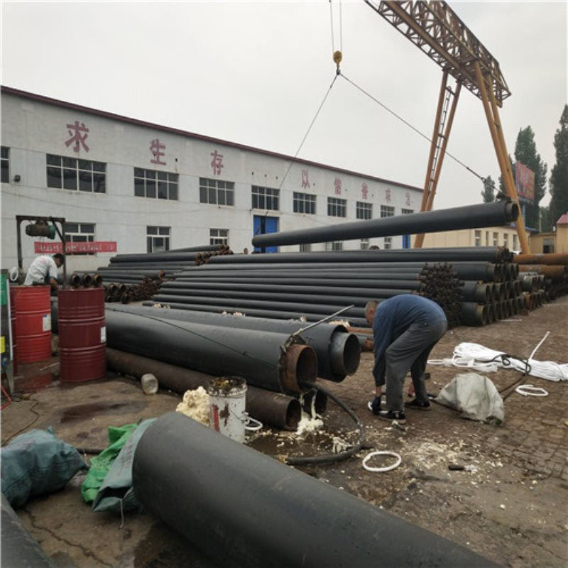 山西 鑫龙日升 聚氨酯热水管道dn65/76热力管网