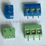 KF301-2P蓝绿螺钉式PCB接线端子