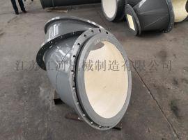 三通耐磨管道 直管陶瓷 江河机械