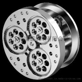 谐波减速机超高精度重复定位0.01