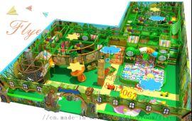 森林儿童乐园设备 专业定制  广州飞翔家厂家直销