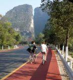 菏泽东明彩色沥青路面修复东明普通路面改色剂