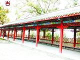重慶廊架廠家,防腐木廊架設計定製廠