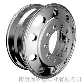 无锡锻造卡车铝合金万吨级锻造轮毂1139