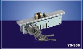 铝门、PVC门、金属门美式机械锁(YS-306)