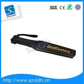 广东省厂家直销LED可视报警金属探测器 GC1001手持式金属探测器