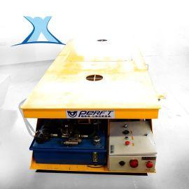 电动轨道平台车 蓄电池电动轨道平车 重型平板电动**