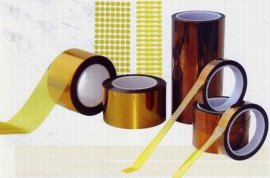 KAPTON胶带 茶色高温胶带 昆山胶带厂