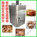 厂家销售酱鸭脖糖熏机 不锈钢圈子电加热熏肉机器可定制 糖熏炉
