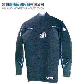 厂家生产定制 多功能防晒冲浪衣潜水衣 氯丁橡胶加厚保暖潜水衣