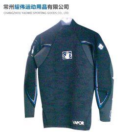 廠家生產定制 多功能防曬衝浪衣潛水衣 氯丁橡膠加厚保暖潛水衣