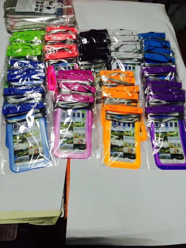 PVC防水袋,防水手机套,防水手机袋