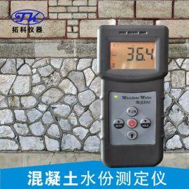 拓科墙面水分测定仪 地面水分测定仪MS300
