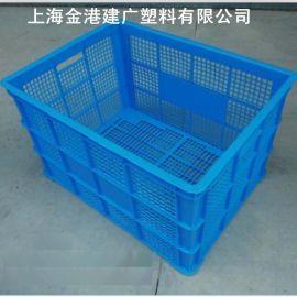 廠家直銷 塑料周轉筐780*580*465 加厚塑料筐 量大從優 品質保證