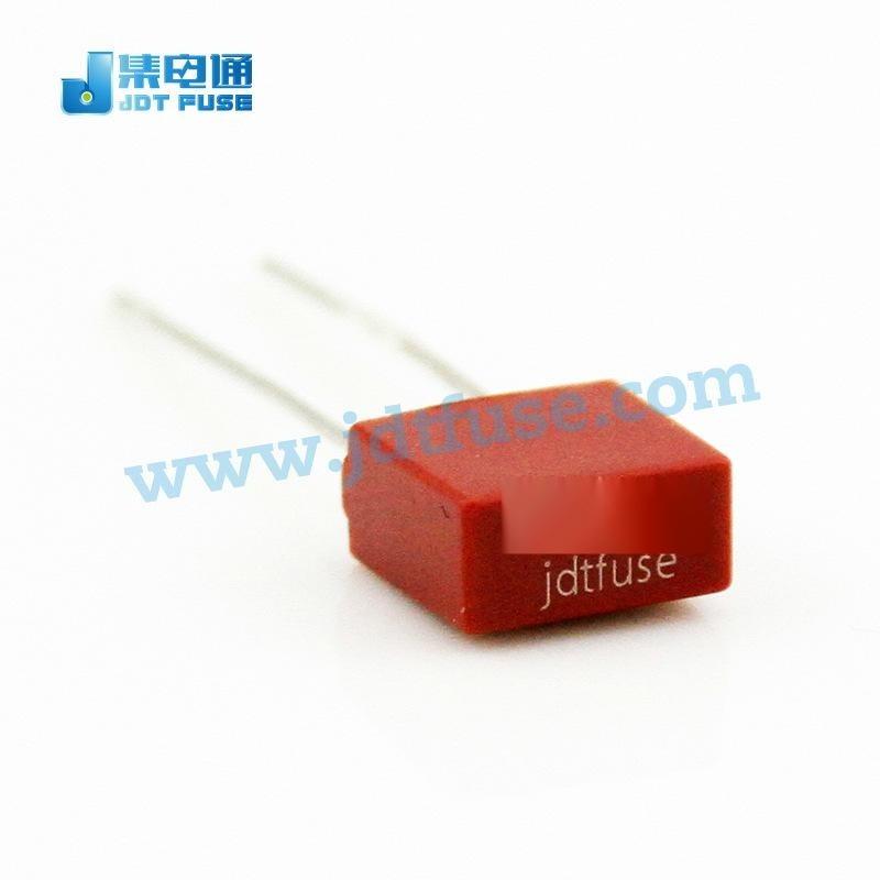 8*4MM方形保險絲JFS0500TR  0.5A 250V 集電通保險絲廠家