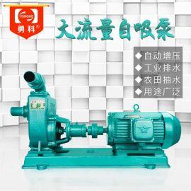 FSR-150农用抽水机 单级自吸泵 自动增压水泵