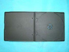 5MM小单面黑色pp盒子(YP-D814H)