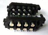 22芯180A大电流电源连接器
