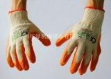 乳胶掌浸手套 工业手套 劳保手套 棉纱手套 防割 耐磨