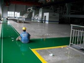海宁市水泥耐磨地坪漆防尘、止滑、抗压,全国各地地坪施工