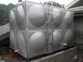 屋顶稳压供水设备 屋顶304不锈钢焊接水箱