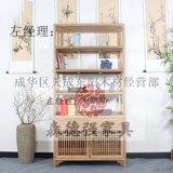 南充书院中式楠木仿古家具定制,办公桌家具