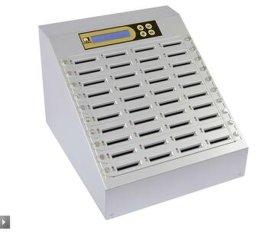 台湾佑华CF卡拷贝机CF940-G工控CF卡复制机 可实时监控生产情况 闪存卡复制机