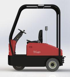 4吨/6吨TGA座驾式电动牵引车 广州牵引车价格