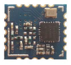 无线温湿度数据采集SI4438模块