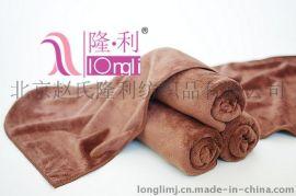 咖啡色美容美发消毒毛巾理发店专用超细纤维超柔磨毛吸水包头发