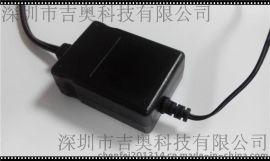 **GEO 9V2A电源适配器小电视移动便携式DVD/EVD充电器电源9V2A