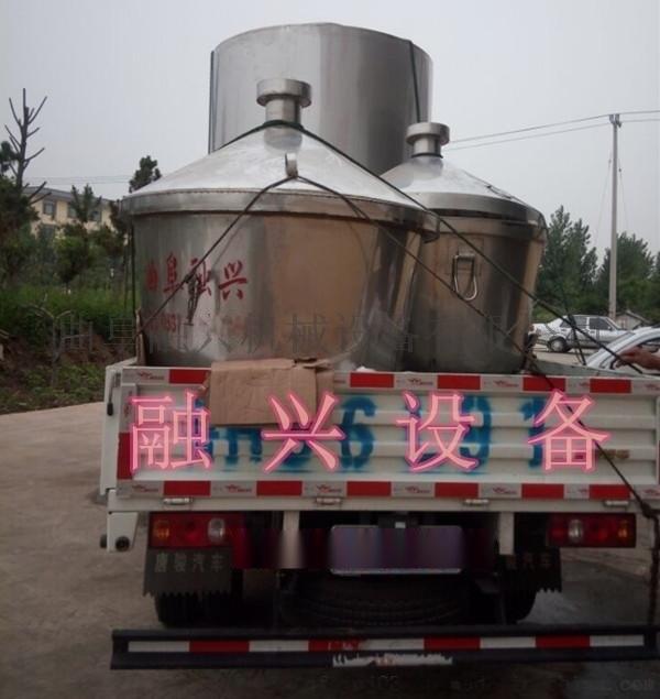 濱州家用小型白酒釀酒設備 不鏽鋼釀酒設備批發直銷
