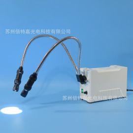 ULANP/优兰普ULP-20L型LED冷光源检查灯 LED光纤灯供应商 高亮度双LED冷光源厂家