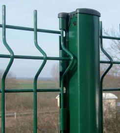 供应高速公路框架护栏网,浸塑铁丝防护网,小区室内隔离网