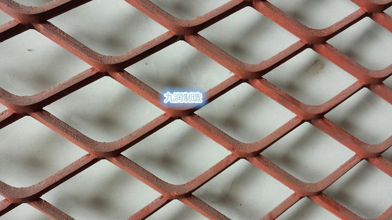 九潤直供100刀鋼板網 重型拉伸網 歡迎選購