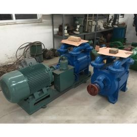 郑州二手消失模铸造专用真空泵二手水环真空泵