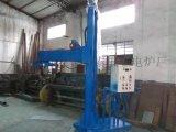JLTCQJ-202双立柱式铝汤除气除渣设备