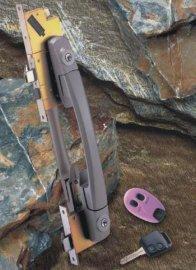 高度安全防护行的钩形方锁舌豪华型推拉门锁