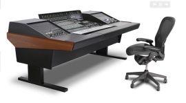 2016录音棚控制台,音频工作台,编曲桌
