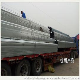 《加工定制》厂家直销 镀锌楼承板 建筑压型镀锌钢承板