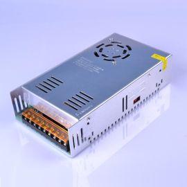 350W24V单组S-350-24开关电源led安防监控工业电源24v直流输出