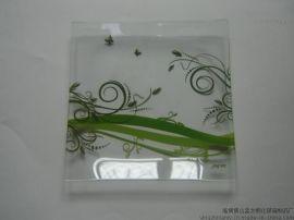 环保出口新款玻璃制品,钢化玻璃盘,玻璃菜板,玻璃转盘