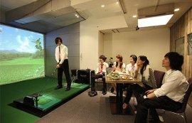 湖北武汉室内高尔夫设备DNX模拟高尔夫产品经销