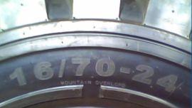 16/70-24工程机械轮胎