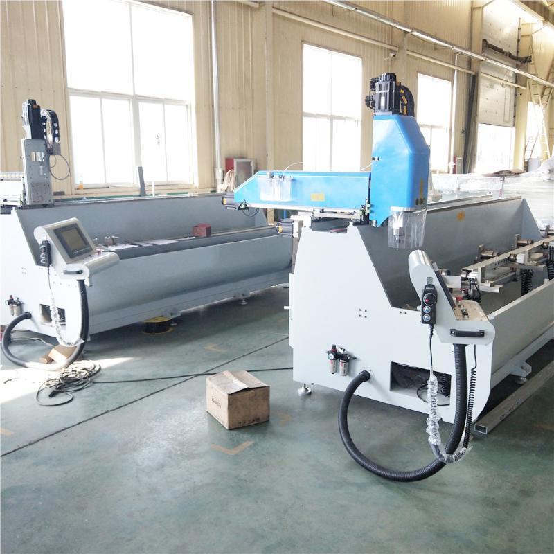 铝型材数控钻铣床大型铝材加工设备异形铝材加工设备