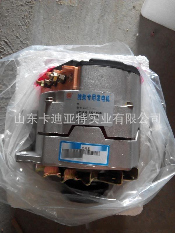 潍柴  发电机 612600090506 (适配陕汽德龙、奥龙、红岩等)