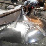 房顶不锈钢钛金雕塑 户外大型不锈钢金属造型件 不锈钢帽子雕塑