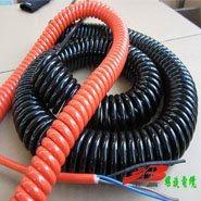 纯铜4芯 pu电缆线 厂家直销