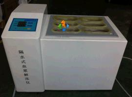 沧州数显血液融浆机JTRJ-4D的原理