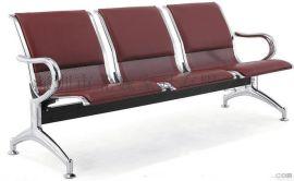 三座不锈钢排椅、金属等候椅、不锈钢机场椅